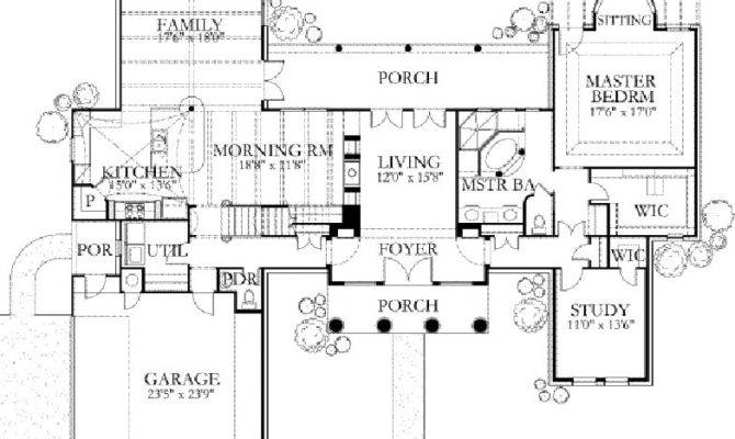 Home Plans Square Feet Bedrooms