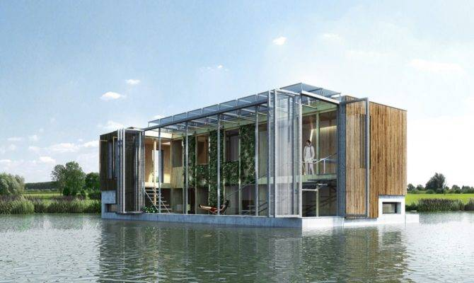 Home Projects Self Sufficient Floating House Terug Twitter Like