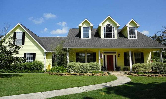 Home Ranch Style Homes Shaped House Plans