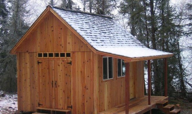 Home Stick Built Better Barns Cabin