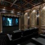 Home Theater Design Ideas Men Movie Room Retreats