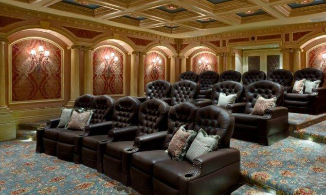 Home Theater Designs Ideas Design Trends Premium