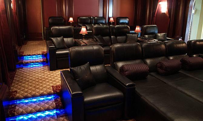 Home Theater Elite Custom Audio Video Inc