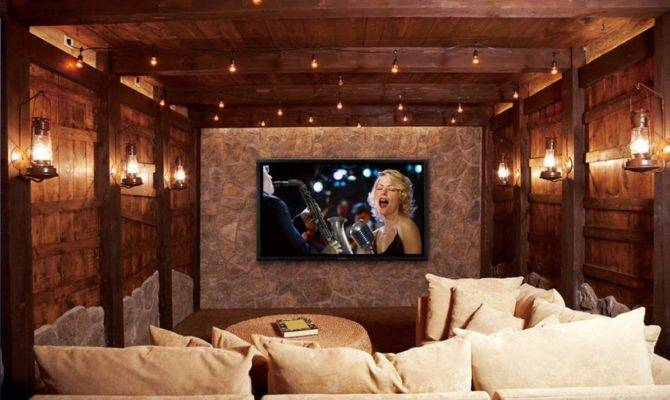Home Theater Ideas Simple Application Homestylediary