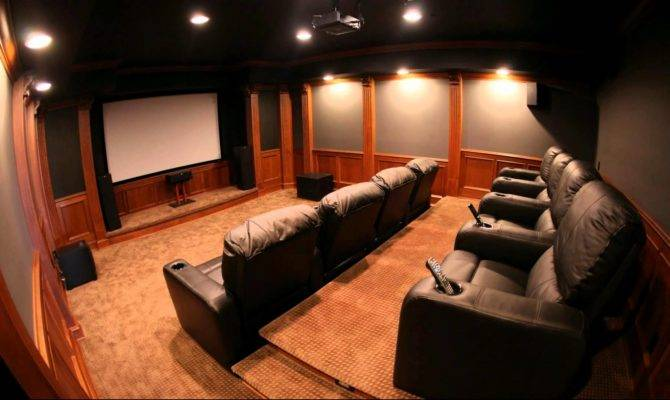 Home Theatre Room Ideas Youtube
