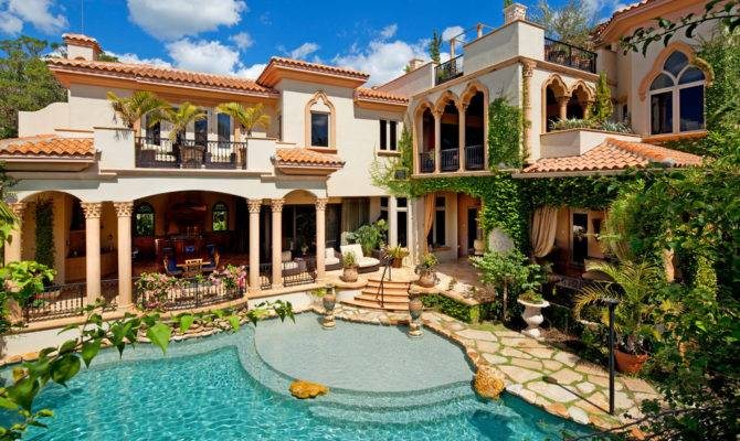 Home Tour Impeccable Mediterranean Waterfront