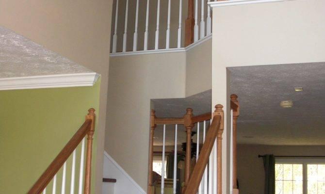 Home Tour Upstairs Hallway Nook Diy Village