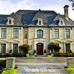 Home United States Homes Million French Inspired Stone Mansion