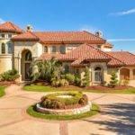 Home United States Homes Milllion Mediterranean Estate Austin