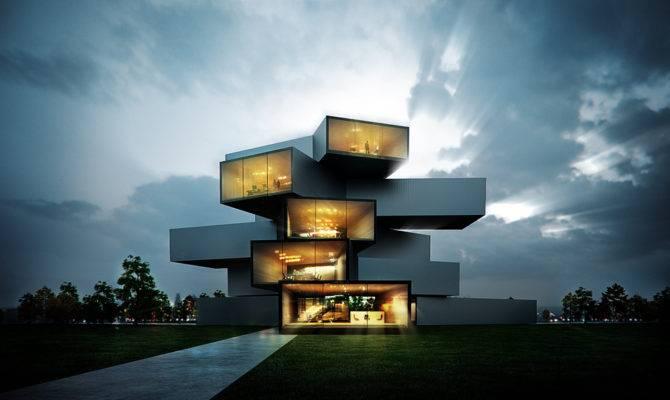Homely Plan Luxurious Unique House Design Ideas