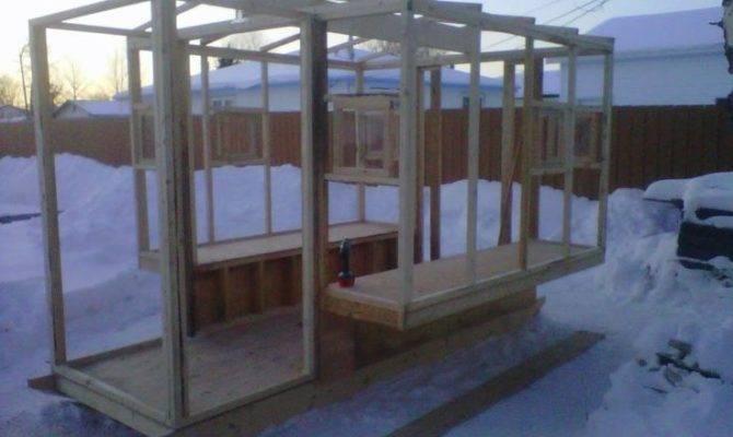 Homemade Ice Shanty Plans Escortsea