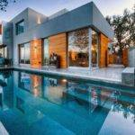 Homes Best Minimalist Square Design Awesome Outdoor Pool