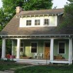Homes Front Porch Designs Design