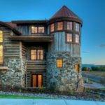 Homes Mountain Base Vacation Rental Vrbo Four Story Home
