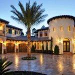 Homes Styles Spanish Mission Style Home Decorating
