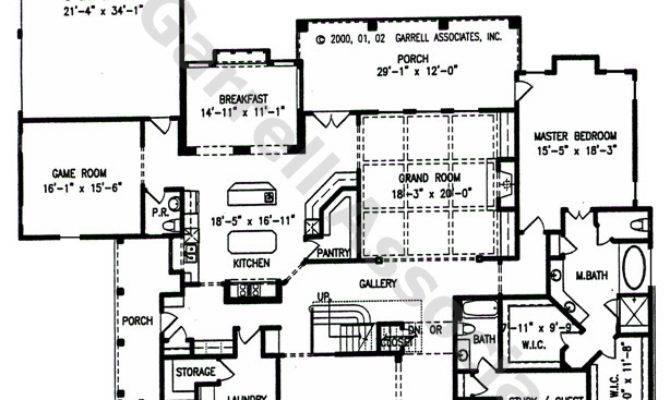 Homestead House Plan Plans Garrell Associates Inc
