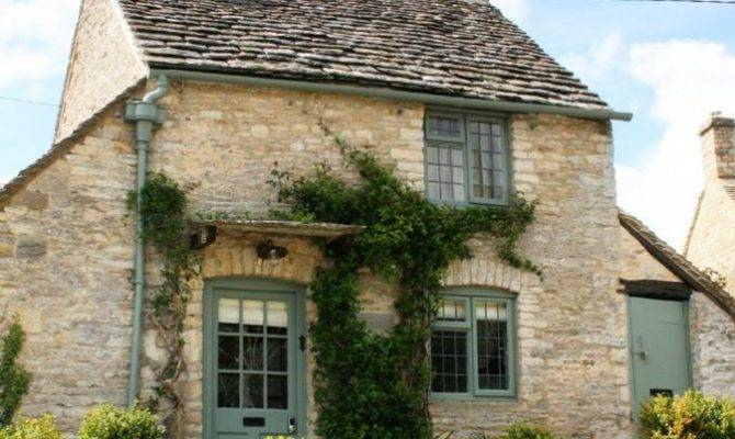 Honey Pot Sweet Stone Cottage Cotswolds