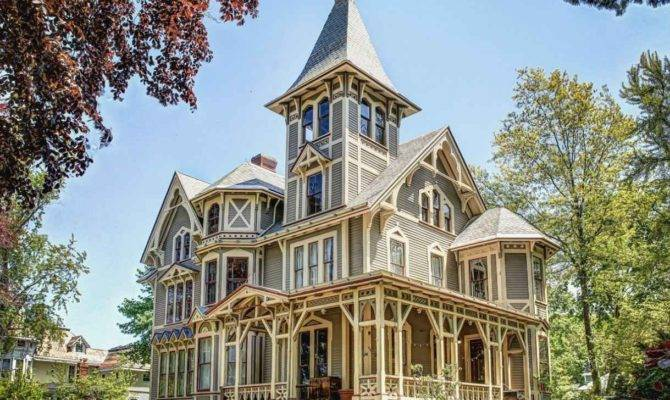 Hoping Stunning Victorian Home Shows Our