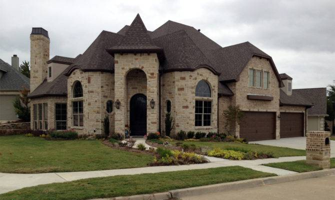 Horseshoe Bay House Plan Texas Style Second Floor