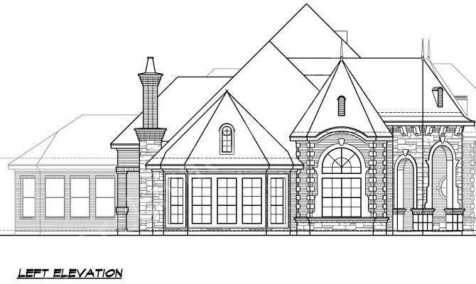 Horseshoe Bay House Plans Home Archival Designs