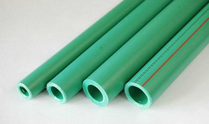 Hot Sale High Quality Plastic Ppr Water Pipe Cold