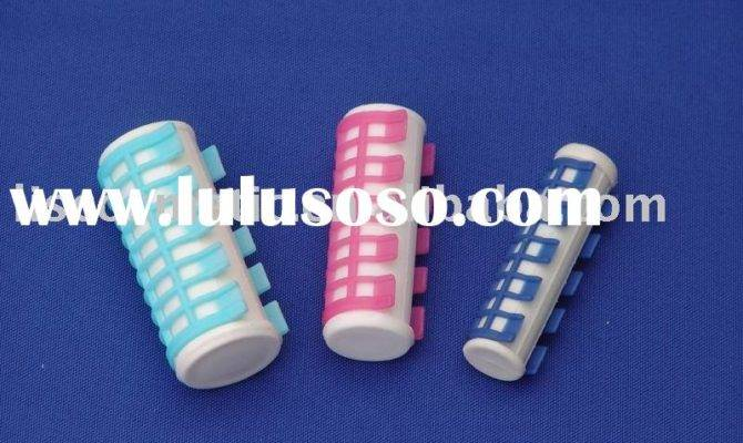 Hot Water Hair Curler Plastic Roller Rods Sale Price