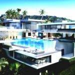 Hotel Resort Extraordinary Mansions Pools