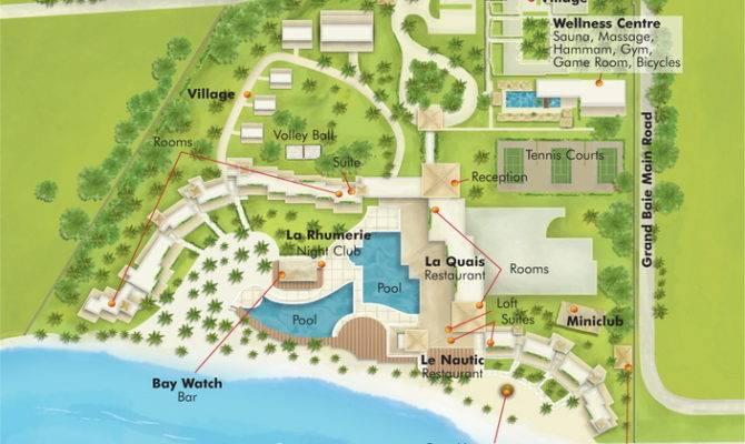 Hotel Resort Plan Floor Plans Master