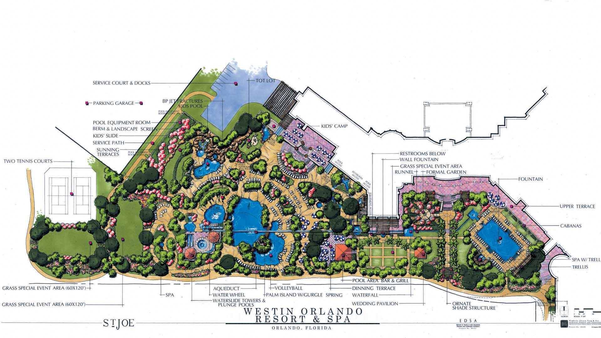 Hotel Resort Plan Floor Plans Master Home Plans Blueprints