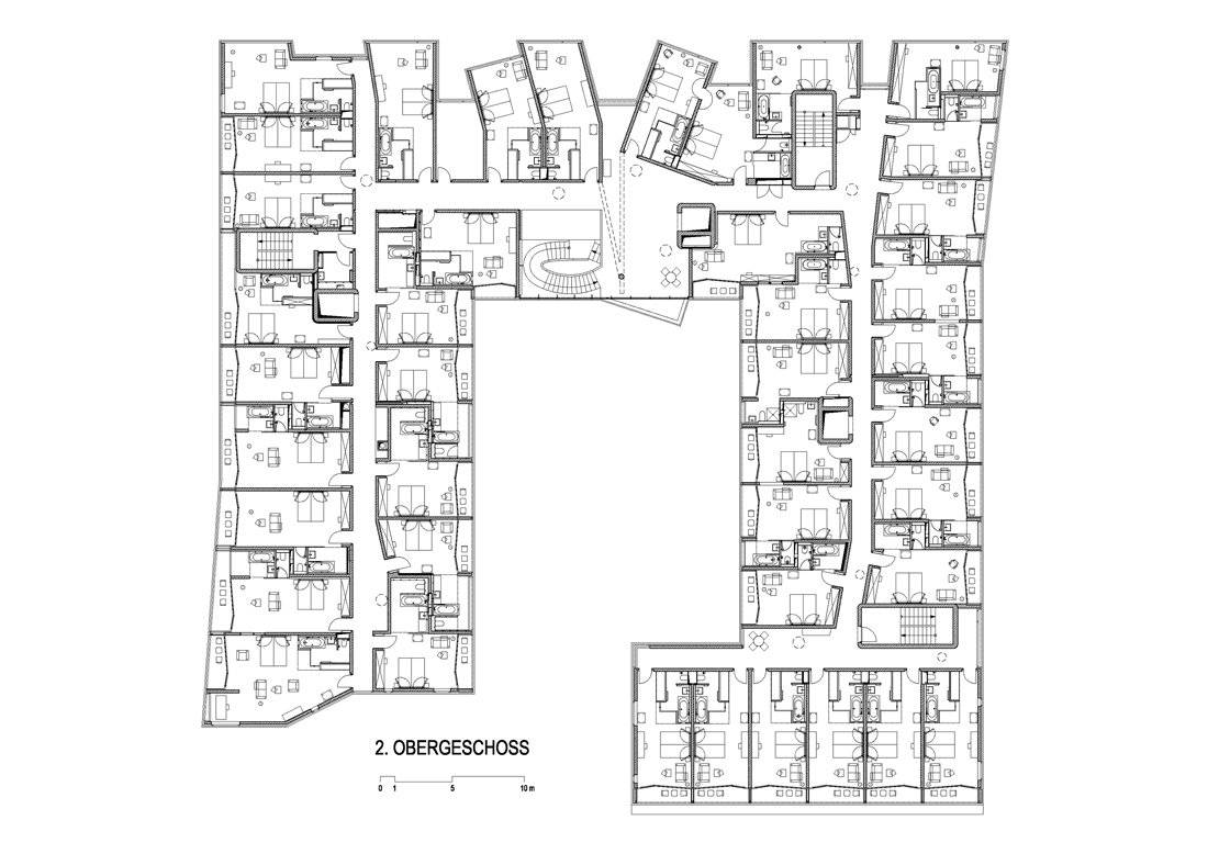 Hotel Room Floor Plan Layout Home Plans Blueprints 64871