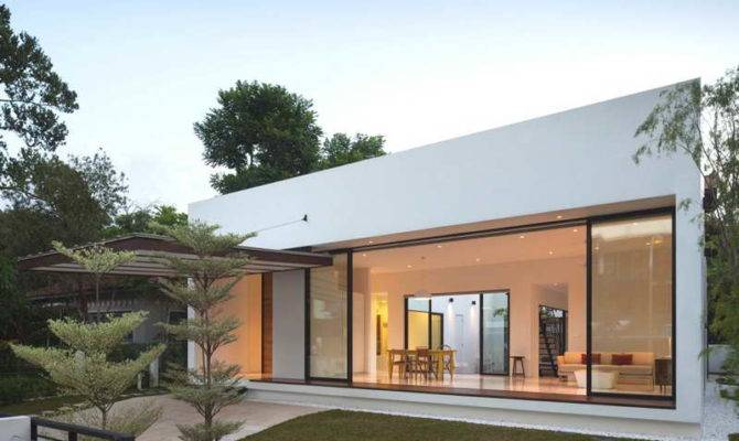 Hotels Resorts Luxurious Bungalow Designs