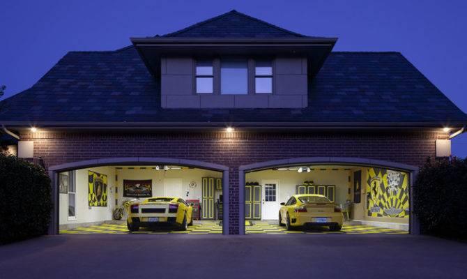 House Big Garage Home Desain