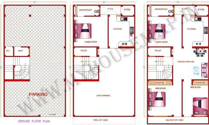House Building Map Ideas Architecture Plans