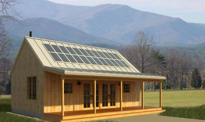 House Cabin Plans Shed Roof Howtodiy Diyshedplans