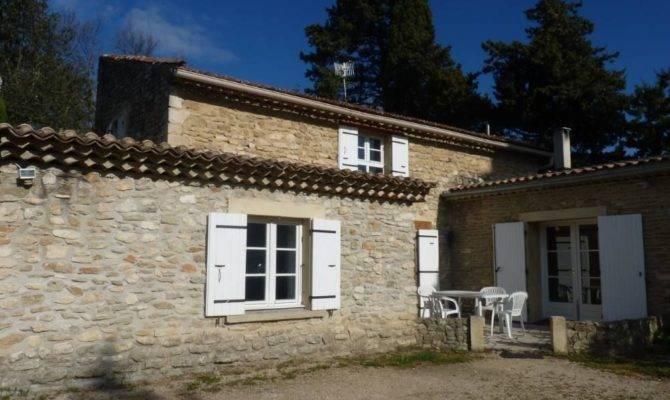 House Character Monts Gur Sur Lauzon Rhone Alpes