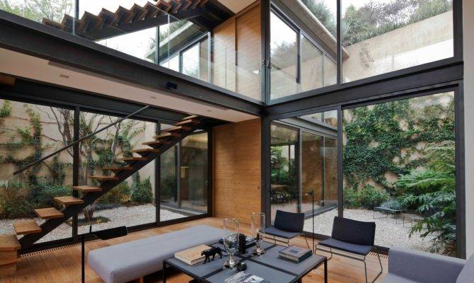 House Courtyards Includes Floor Plans