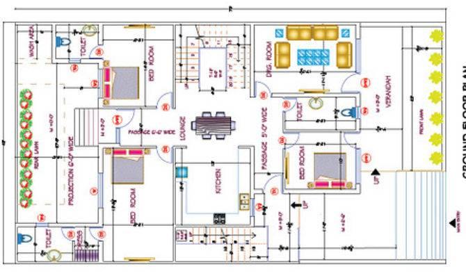 House Design Complete Project Apnaghar