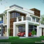 House Design Contemporary Model Kerala Home