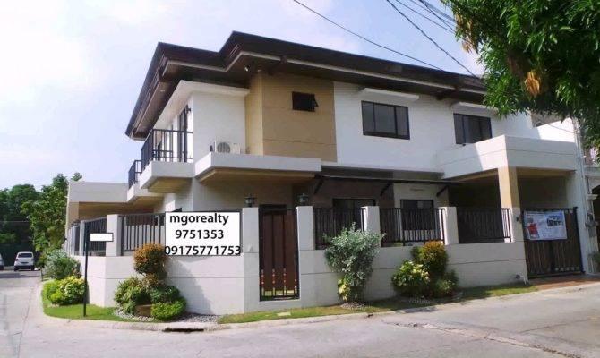 House Design Corner Lot Philippines Youtube