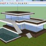House Design Google Sketchup Build Modern