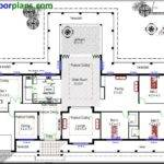 House Design Homestead Colonial Large Bedroom Home Floor Plan