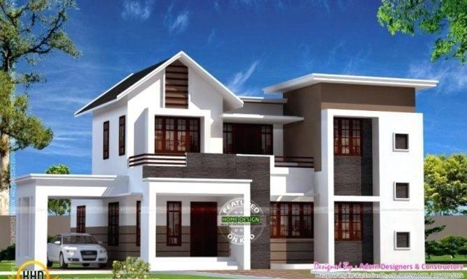 14 Cool Outer House Designs - Home Plans & Blueprints