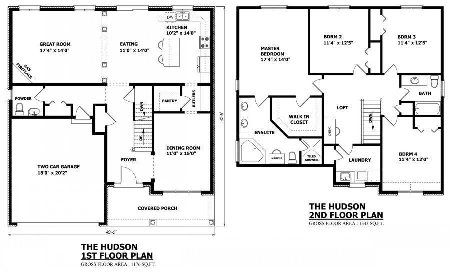 House Design Plans Ontario Modern Home Plans Blueprints 72359