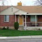 House Design Simple Terrace Ideas Using Wood Porch Railing Styles