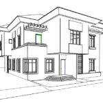 House Design Sketch Planning Houses