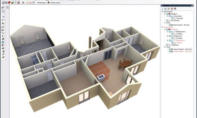 House Design Software Program