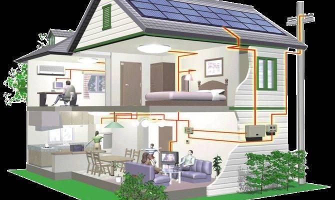 House Diagram Photovoltaic Comments