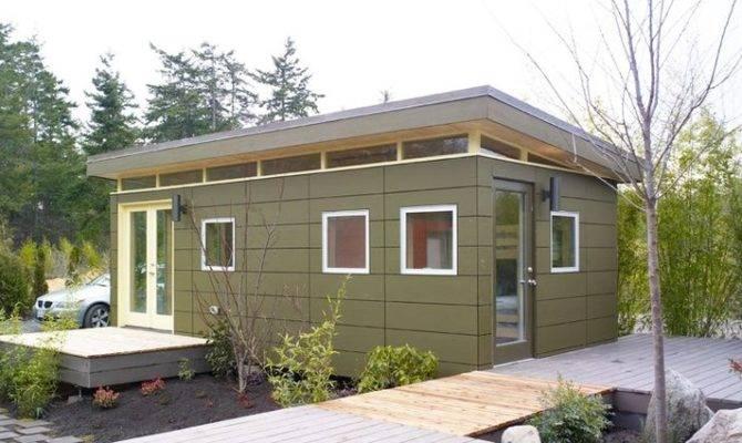 House Dream Homes Guest Prefab Sheds Home Office Backyard