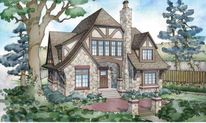 House Dreams Floor Plans Tudor Style Homes