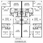 House Duplex Plans Desing